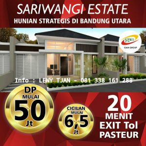 Sariwangi Estate II New Cluster