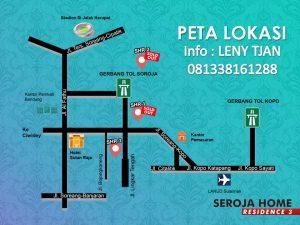 Seroja Home Residence 3 Bandung