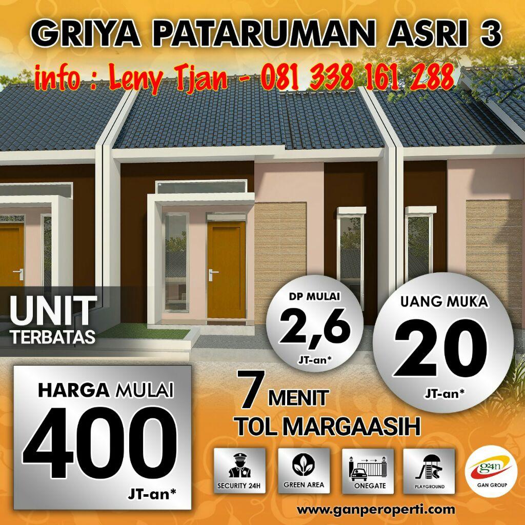 Rumah Minimalis Bandung Barat